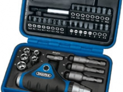 35PC RATCHET BIT SET