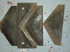 McHale Blockcutter Knifes