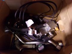 Newholland B110C check valve kit