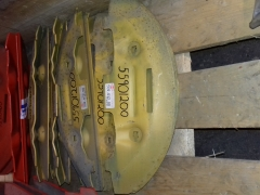 Middle Stone guard to suit John Deere mower
