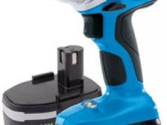 18V C/LESS ROTARY DRILL & CASE