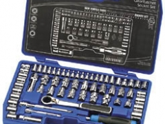 71PC VORTEX DRIVE SOCKET SET