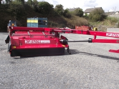 JF Stoll GMT 3205L 10FT Mower 2013