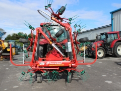 Kverneland 26ft Tedder 8576
