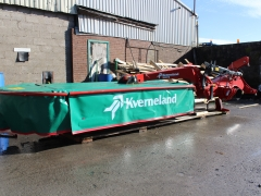 New Kverneland 2828 non conditioner mower 2.8m