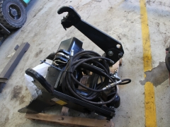 Newholland T6.140/155 front pto and linkage