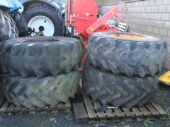 loader wheels 10 stud ZF AXLE