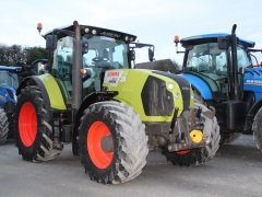 Claas 650 Arion front linkage & pto 2015