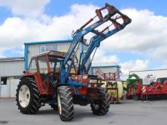 80-90 FIAT + loader 1992