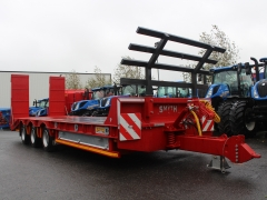Smyth 3 axle low loader 27ft