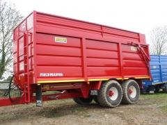 New Smyth 22ft silage/Grain trailer