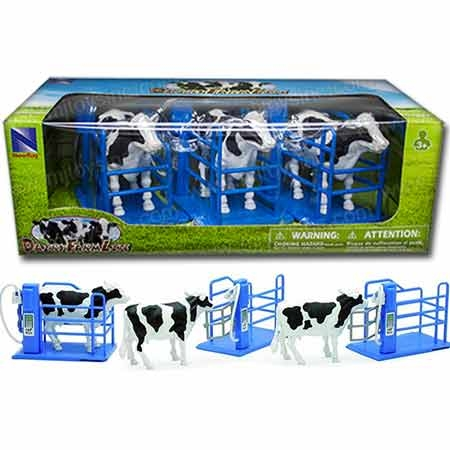 Dairy Cow Station