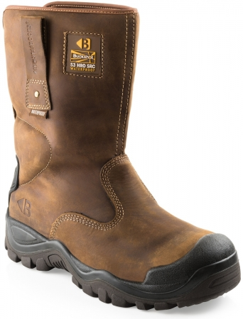 BSH010BR Rigger Boots