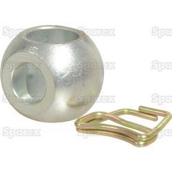 DUPLEX BALL & CLIP FORD