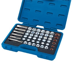 114PC SUMP PLUG REPAIR KIT