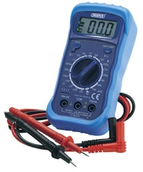 DIGITAL MULTIMETER WITH LIGHT