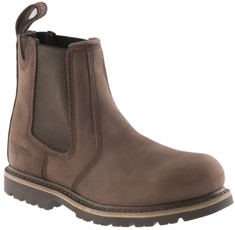 B1150sm Safety Dealer Boot