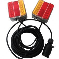 Led Magnetic Trailer Lights