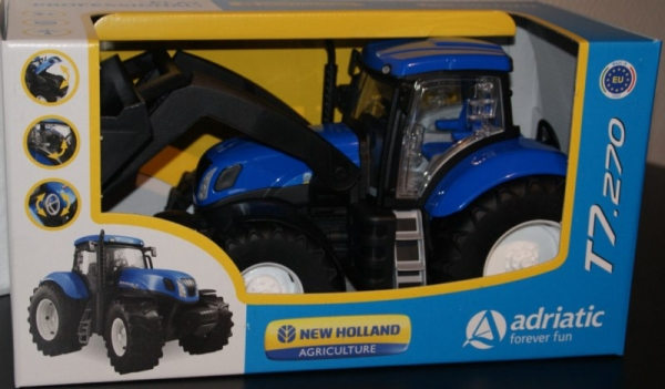"NEW HOLLAND t7.270"" 1:16"