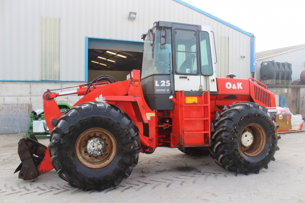 O&K Loader L25 B series