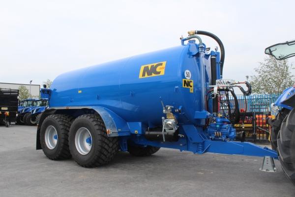 Unused NC 3500G Slurry tanker