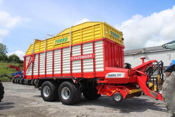 Pottinger Torro 5100 Wagon 2015